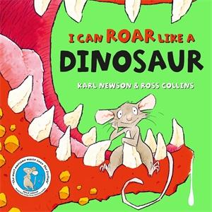 Karl Newson: I can roar like a Dinosaur