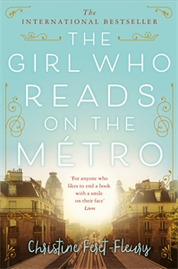 Christine Féret-Fleury: The Girl Who Reads on the Métro