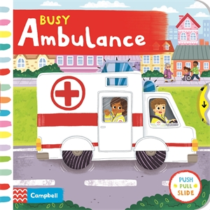 Louise Forshaw: Busy Ambulance