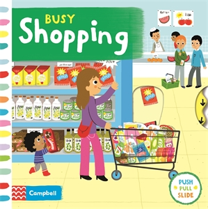 Campbell Books: Busy Shopping