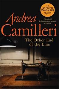 Andrea Camilleri: The Other End of the Line: An Inspector Montalbano Novel 24