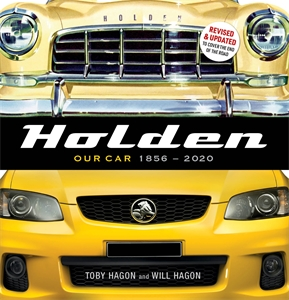 Holden: Our Car 1856–2020