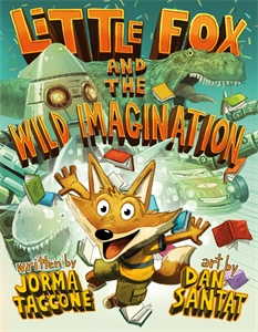 Jorma Taccone: Little Fox and the Wild Imagination