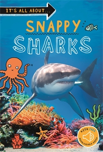 Kingfisher: It's all about... Snappy Sharks