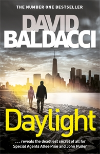 David Baldacci: Daylight: An Atlee Pine Novel 3