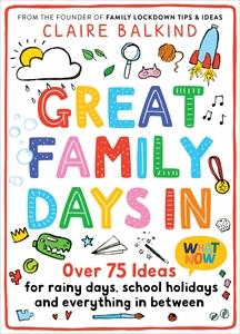 Claire Balkind: Great Family Days In