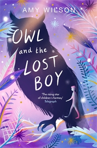 Amy Wilson: Owl and the Lost Boy