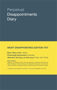 Nick Asbury: Perpetual Disappointments Diary