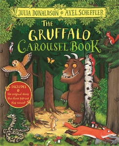 Julia Donaldson: The Gruffalo Carousel Book