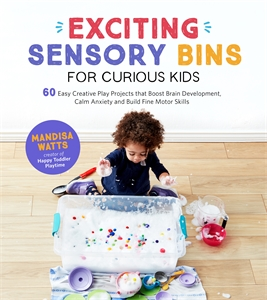 Mandisa Watts: Exciting Sensory Bins for Curious Kids