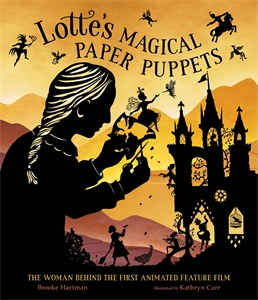 Brooke Hartman: Lotte's Magical Paper Puppets