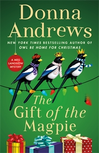 Donna Andrews: The Gift of the Magpie