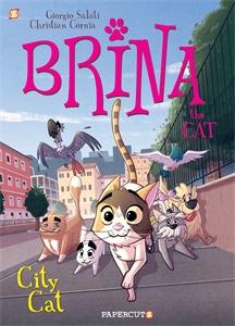Giorgio Salati: Brina the Cat #2