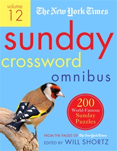 The New York Times: The New York Times Sunday Crossword Omnibus Volume 12