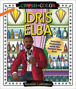 Maurizio Campidelli: Crush and Color: Idris Elba