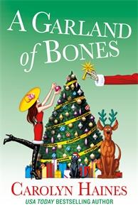 Carolyn Haines: A Garland of Bones