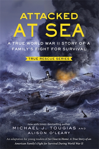 Michael J. Tougias: Attacked at Sea