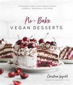 Christina Leopold: No-Bake Vegan Desserts