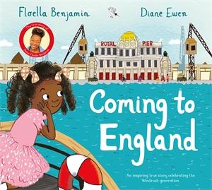 Floella Benjamin: Coming to England