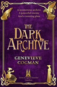Genevieve Cogman: The Dark Archive: The Invisible Library 7