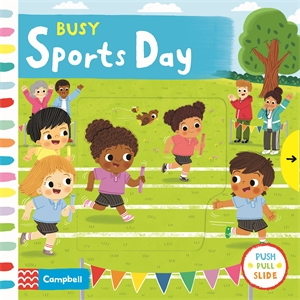 Campbell Books: Busy Sports Day