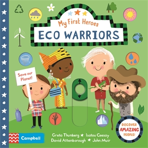 Campbell Books: Eco Warriors