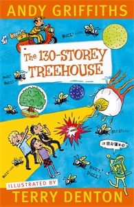 Terry Denton: The 130-Storey Treehouse