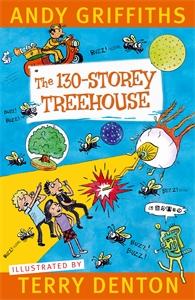 Terry Denton: The 130-Storey Treehouse