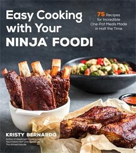Kristy Bernardo: Easy Cooking with Your Ninja® Foodi