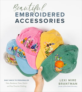 Lexi Mire Brantman: Beautiful Embroidered Accessories