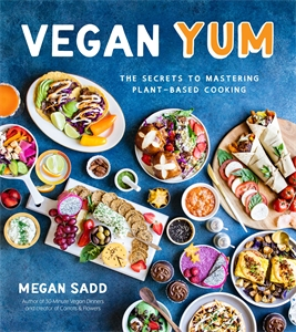 Megan Sadd: Vegan YUM