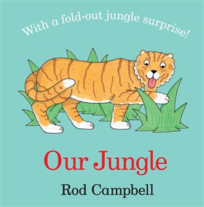 Rod Campbell: Our Jungle