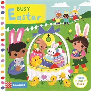 Campbell Books: Busy Easter