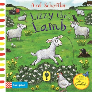 Campbell Books: Lizzy the Lamb