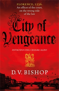 D. V. Bishop: City of Vengeance