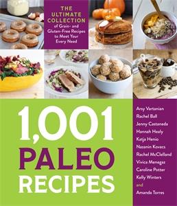 Amanda Torres: 1,001 Paleo Recipes
