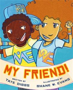 Taye Diggs: My Friend!