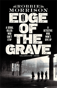 Robbie Morrison: Edge of the Grave