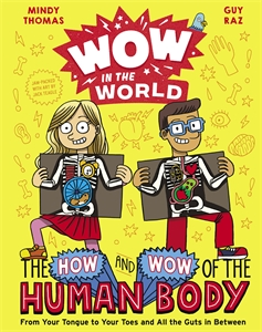 Guy Raz: Wow in the World