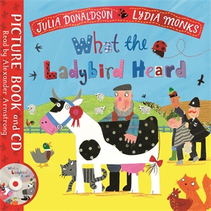 Julia Donaldson: What the Ladybird Heard