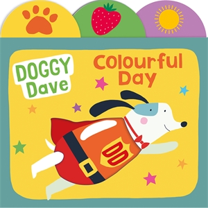 Roger Priddy: Doggy Dave Colourful Fun