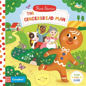 Campbell Books: The Gingerbread Man