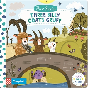 Campbell Books: Three Billy Goats Gruff
