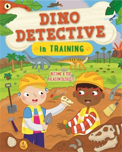 Tracey Turner: Dino Detective In Training