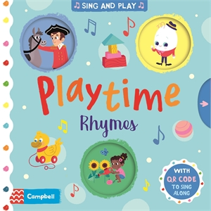 Campbell Books: Playtime Rhymes