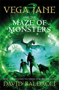 David Baldacci: Vega Jane and the Maze of Monsters
