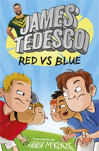 James Tedesco: Red vs Blue