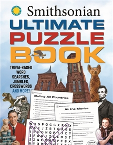 Editors of Media Lab Books: Smithsonian Ultimate Puzzle Book