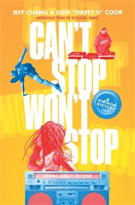 Dave Cook: Can't Stop Won't Stop (Young Adult Edition)