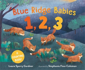 Laura Sperry Gardner: Blue Ridge Babies 1, 2, 3